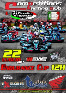 ENDURANCE CUP 12H ISPICA
