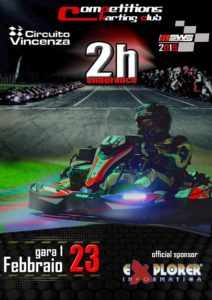 Endurance Cup 2H